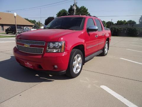 chevrolet avalanche for sale in nebraska. Black Bedroom Furniture Sets. Home Design Ideas