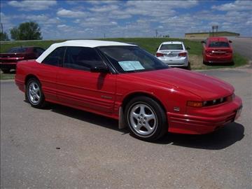 1994 Oldsmobile Cutlass Supreme for sale in Alma, NE