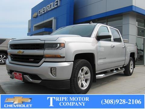 2016 Chevrolet Silverado 1500 for sale in Alma, NE
