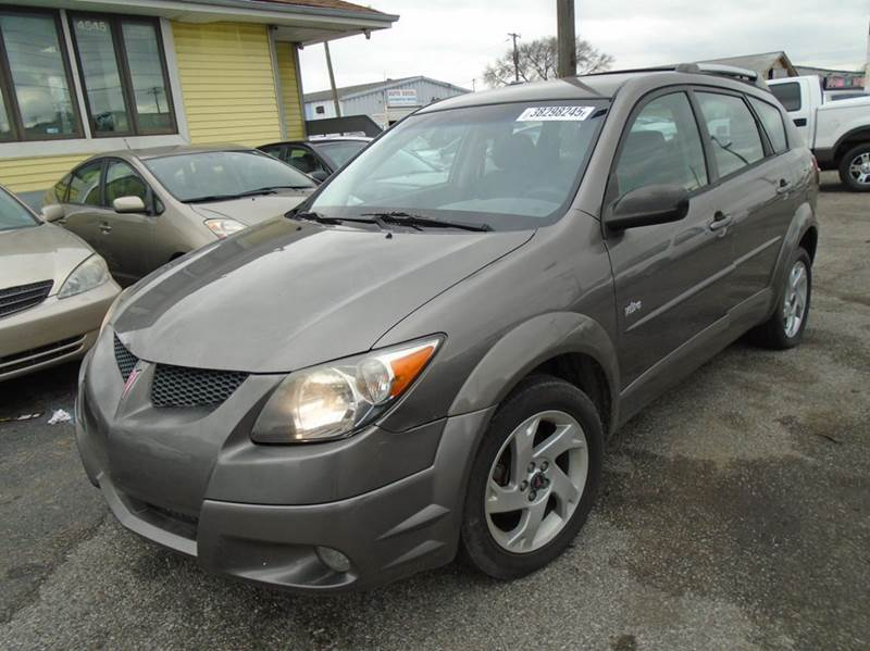 2003 pontiac vibe base awd 4dr wagon in indianapolis in. Black Bedroom Furniture Sets. Home Design Ideas