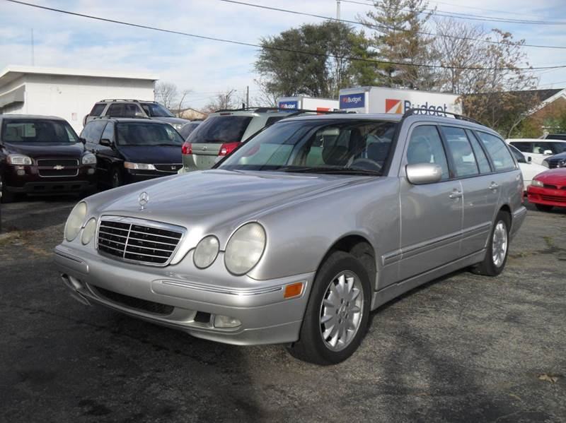 2002 mercedes benz e class e320 4matic awd 4dr wagon in for Mercedes benz e320 wagon