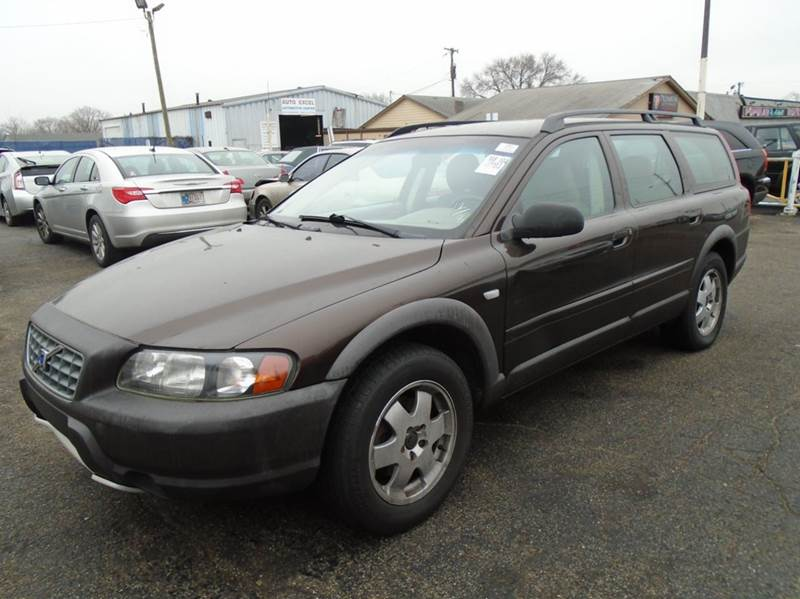 Sams Auto Sales >> 2001 Volvo V70 AWD 4dr XC Turbo Wagon In Indianapolis IN ...