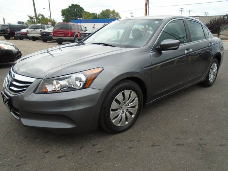 2012 honda accord lx 4dr sedan 5a in indianapolis in sam. Black Bedroom Furniture Sets. Home Design Ideas
