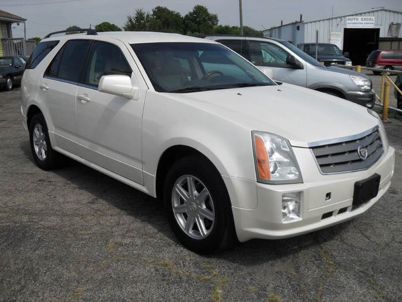 Sams Auto Sales >> 2004 Cadillac Srx Base AWD 4dr SUV V6 In Indianapolis IN - Sam's Auto Sales