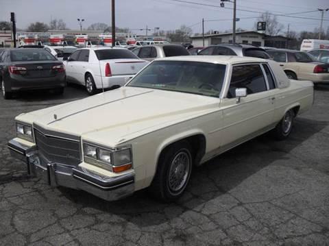 Sams Auto Sales >> 1984 Cadillac DeVille For Sale - Carsforsale.com