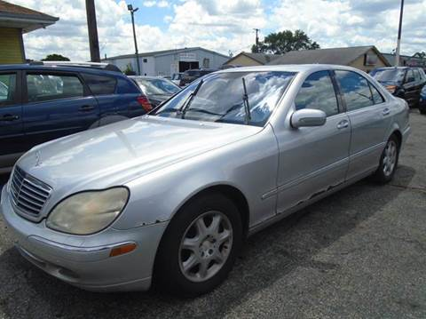 2001 Mercedes-Benz S-Class for sale in Indianapolis, IN
