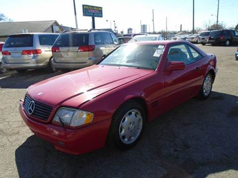 1995 Mercedes-Benz SL-Class for sale in Indianapolis, IN
