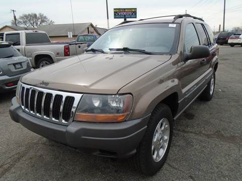 2001 Jeep Grand Cherokee for sale in Indianapolis, IN
