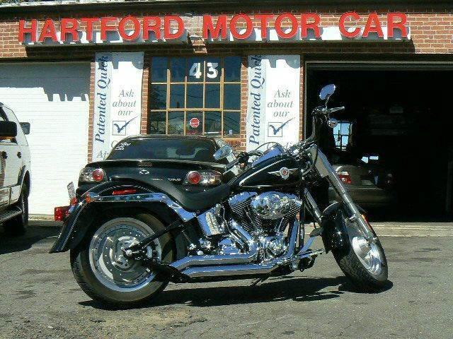 2004 Harley-Davidson FATBOY FLS