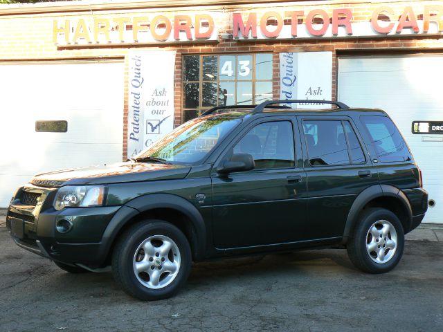 2005 Land Rover Freelander