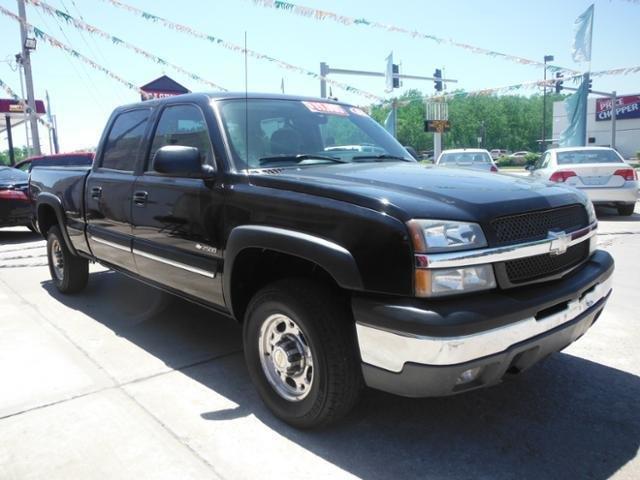 2004 Chevrolet Silverado 2500 4dr Crew Cab LS 4WD SB - Smithville MO
