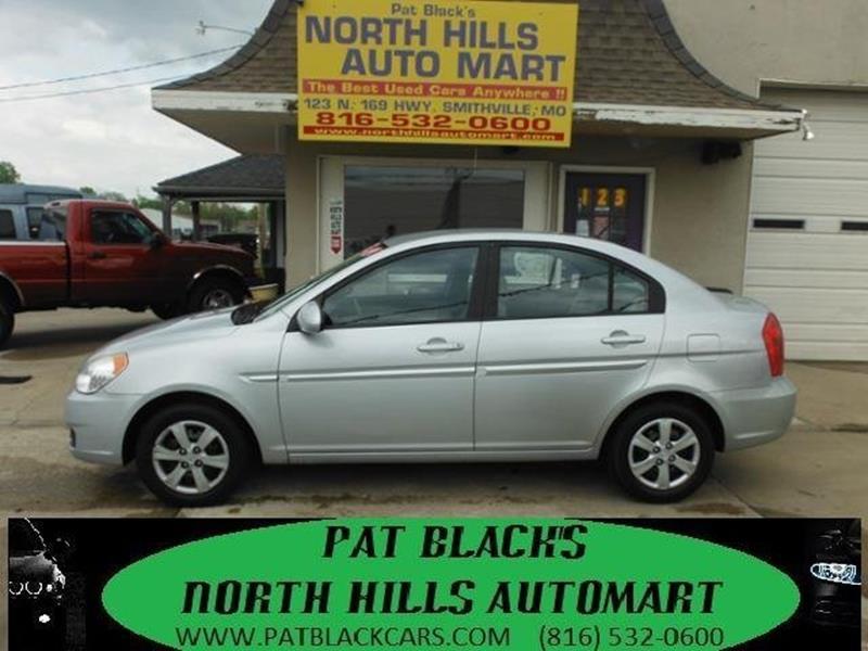 2009 Hyundai Accent GLS 4dr Sedan - Smithville MO
