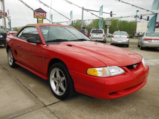 1994 Ford Mustang GT 2dr Convertible - Smithville MO