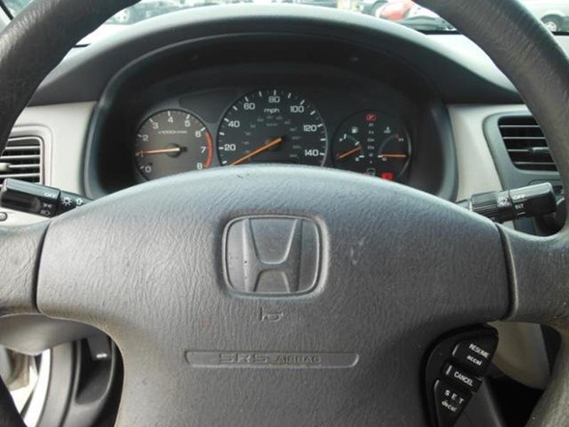 2001 Honda Accord LX 4dr Sedan - Smithville MO