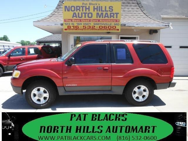 2002 Ford Explorer Sport 4WD 2dr SUV - Smithville MO