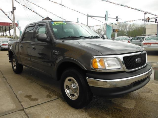 2002 Ford F-150 4dr SuperCrew XLT 2WD Styleside SB - Smithville MO