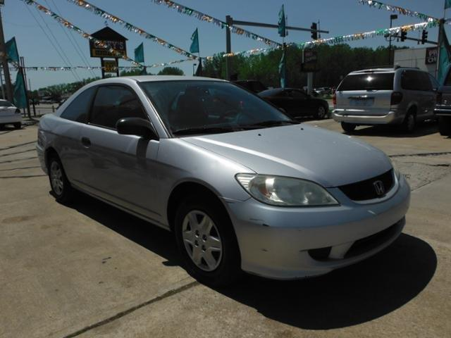 2004 Honda Civic Value Package 2dr Coupe - Smithville MO