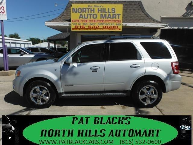 2008 Ford Escape & Used Cars Smithville Used Pickup Trucks Camden Point Dearborn ... markmcfarlin.com