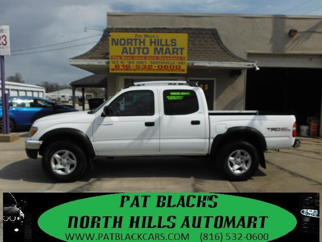 2002 Toyota Tacoma 4dr Double Cab PreRunner V6 2WD SB - Smithville MO