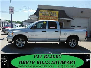 2007 Dodge Ram Pickup 1500 for sale in Smithville, MO