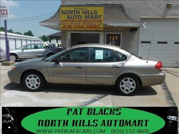 2006 Ford Taurus for sale in Smithville, MO