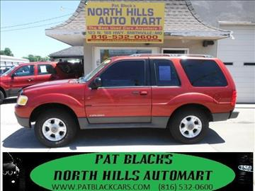 2002 Ford Explorer Sport for sale in Smithville, MO