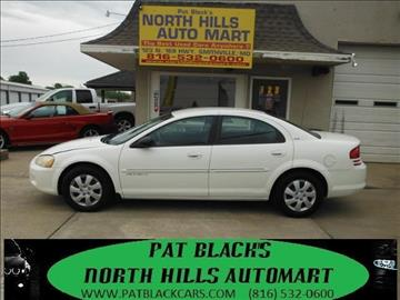 2001 Dodge Stratus for sale in Smithville, MO