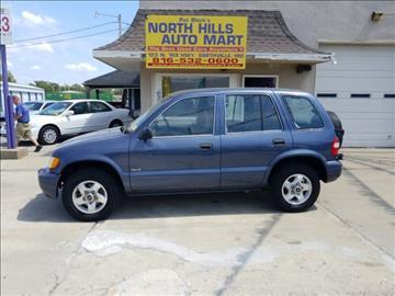 2001 Kia Sportage for sale in Smithville, MO