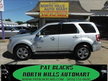 2008 Ford Escape for sale in Smithville, MO