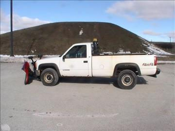 2000 GMC C/K 2500 Series for sale in Mount Clemens, MI