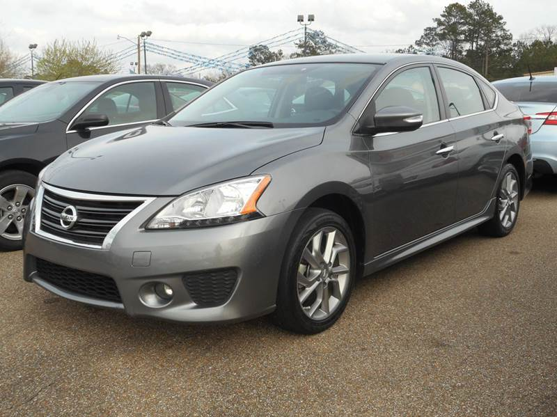 2015 nissan sentra sr 4dr sedan in hattiesburg ms strahan auto sales. Black Bedroom Furniture Sets. Home Design Ideas