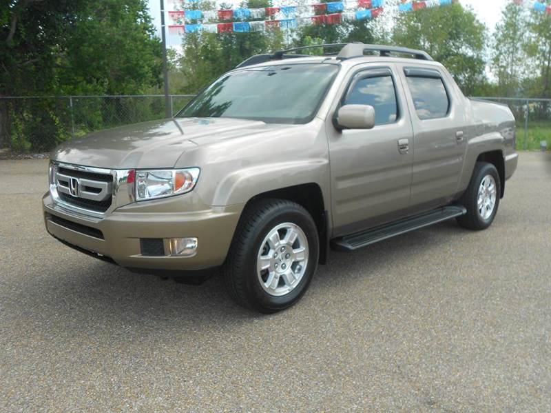 2009 honda ridgeline rts 4x4 4dr crew cab suv in. Black Bedroom Furniture Sets. Home Design Ideas