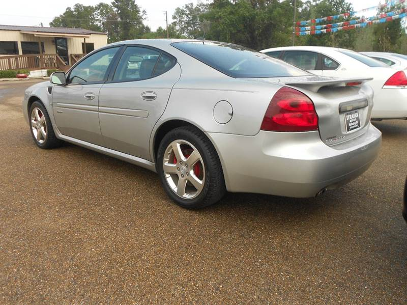 2008 Pontiac Grand Prix Gxp 4dr Sedan In Hattiesburg Ms