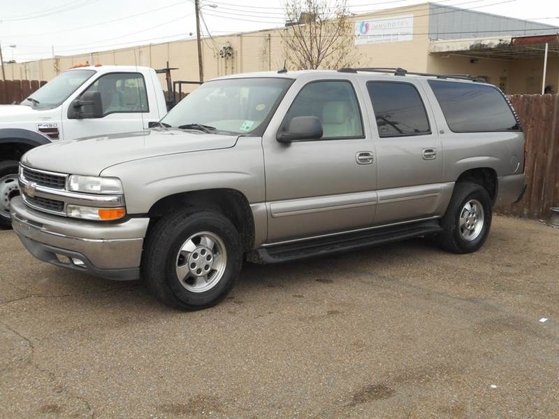 2003 chevrolet suburban 1500 lt 4dr suv in hattiesburg ms strahan auto sales. Black Bedroom Furniture Sets. Home Design Ideas