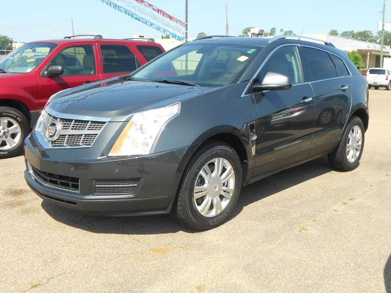 2010 cadillac srx luxury collection 4dr suv in hattiesburg ms strahan auto sales. Black Bedroom Furniture Sets. Home Design Ideas