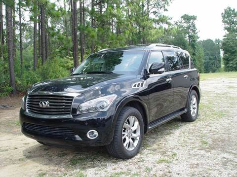 2012 Infiniti QX56 for sale in Hattiesburg, MS