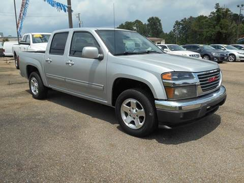 2012 GMC Canyon for sale in Hattiesburg, MS