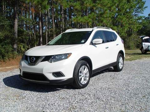 2014 Nissan Rogue for sale in Hattiesburg, MS