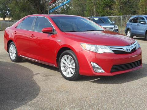 2012 Toyota Camry Hybrid for sale in Hattiesburg, MS