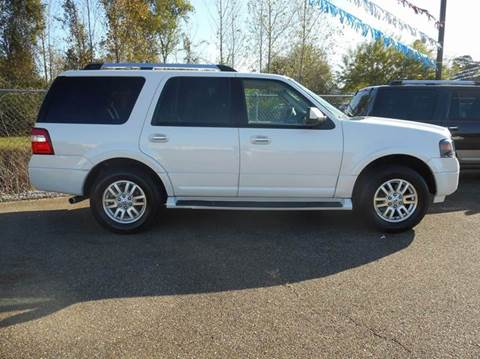 2012 Ford Expedition for sale in Hattiesburg, MS