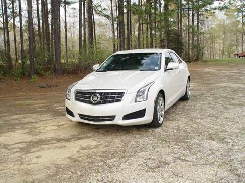 2013 Cadillac ATS for sale in Hattiesburg, MS