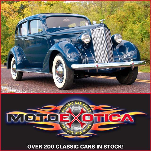 1937 Packard 115- C Six Sedan for sale in Fenton MO