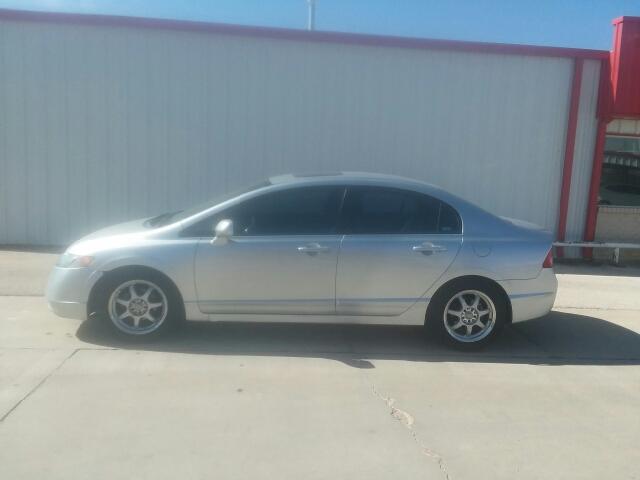 2007 Honda Civic EX 4dr Sedan (1.8L I4 5A) - Hobbs NM