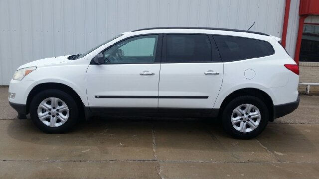 2009 Chevrolet Traverse Ls 4dr Suv In Hobbs Nm Western