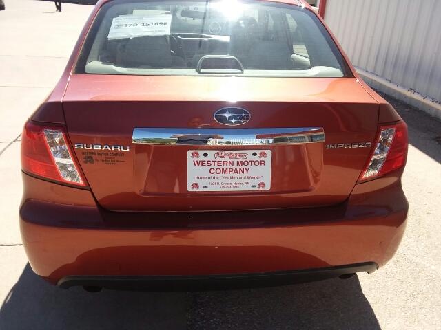 2009 Subaru Impreza AWD 2.5i Premium 4dr Sedan 4A - Hobbs NM