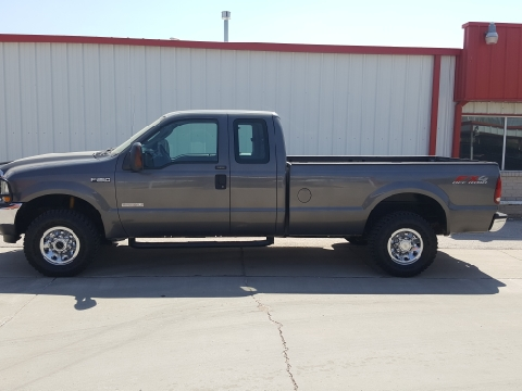 2004 Ford F-250 Super Duty for sale in Hobbs, NM