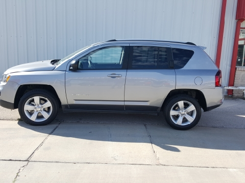2017 Jeep Compass for sale in Hobbs, NM