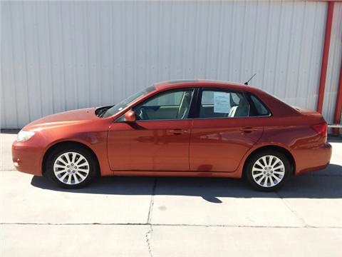 2009 Subaru Impreza for sale in Hobbs, NM