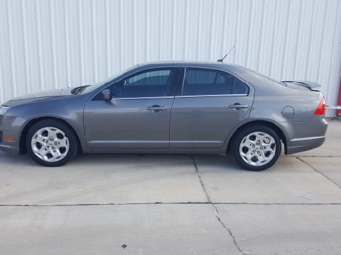 2011 Ford Fusion for sale in Hobbs, NM