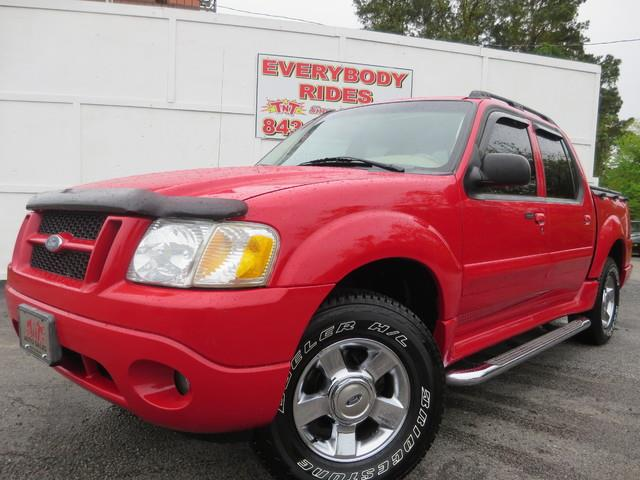 2005 ford explorer sport trac for sale in south carolina. Black Bedroom Furniture Sets. Home Design Ideas